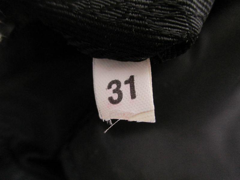 prada white handbag - PRADA Nylon Black Messenger&Cross-body Bag Shoulder Bag Purse ...