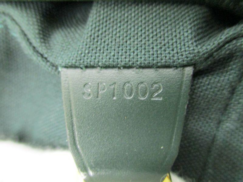 cedd3f85c06f Photo12  Louis Vuitton Taiga Leather Deep Green Backpack Bag Cassiar  4394