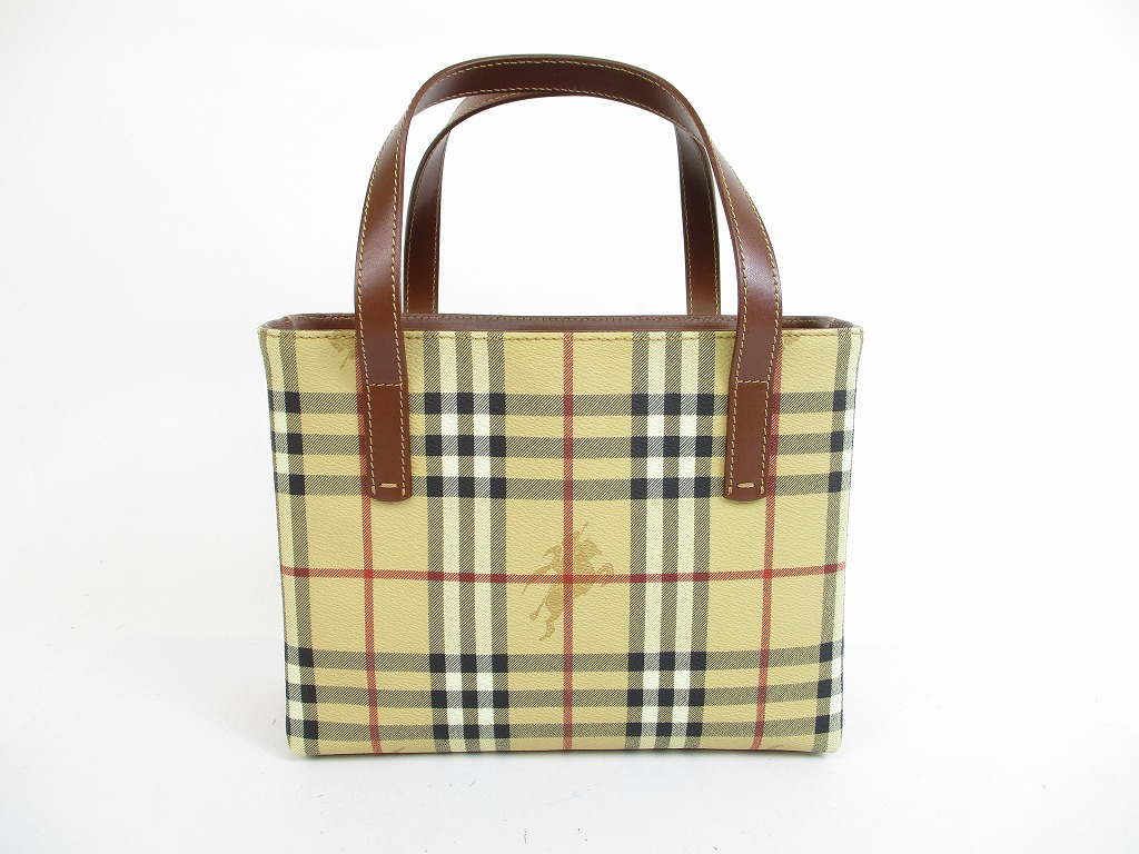 Burberry Purse With Horse